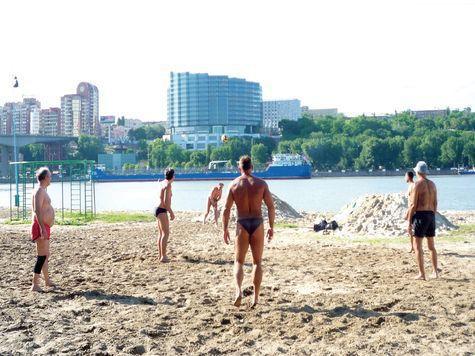 Пляжи г геленджика фото