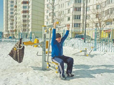 Физкультура возвращается во дворы и парки