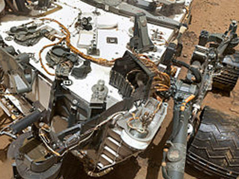 Неполадки с кораблем  Dragon и марсоходом Curiosity: что случилось в NASA?