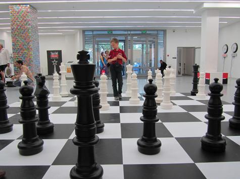 Шахматы а-ля гулаг