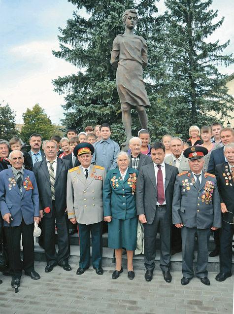 Зою Космодемьянскую причислили к числу святых мучеников