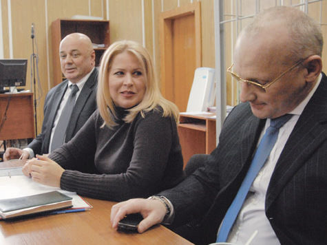 Васильева трудоустроилась вслед за Сердюковым