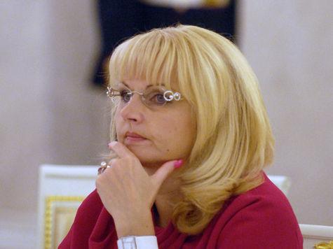 Президент подписал представление Голиковой на пост главы Счетной палаты