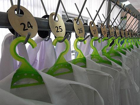 Служители фемиды заставили гардеробщиков смотреть на вещи по-новому