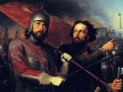 Нижегородцы хотят канонизировать лидеров народного ополчения 1612 года