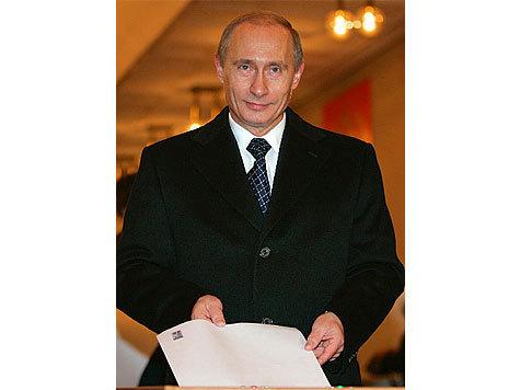 Политологи хотят Путина