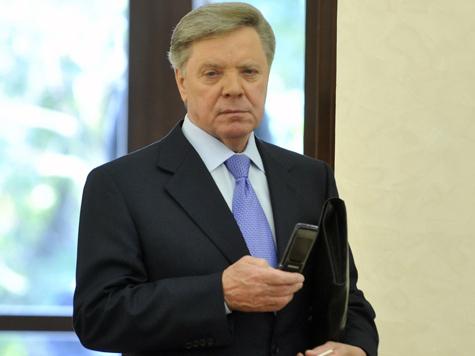 Митволь обвинил Бориса Громова в незаконной продаже леса