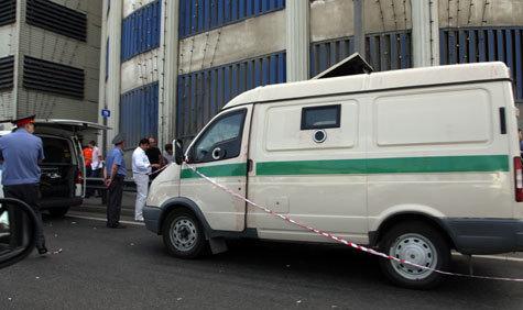 Добычей убийц инкассаторов стали 130 млн. рублей