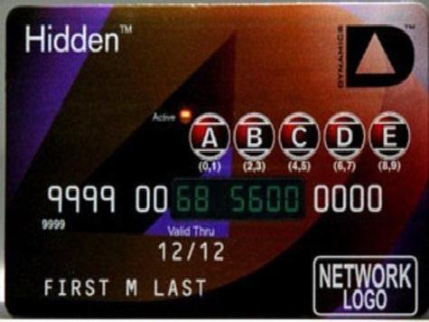 Придумана кредитная карта, которая защищает от мошенников лучше всех карт
