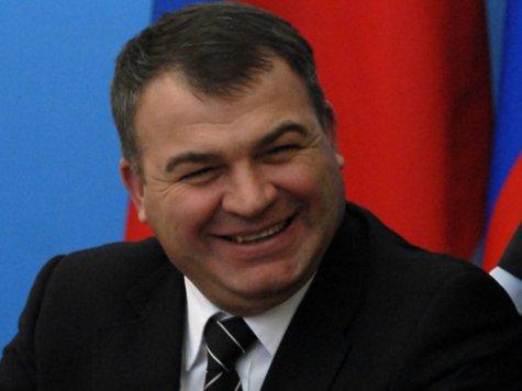 Сердюков: 80% военнослужащих проголосовали за