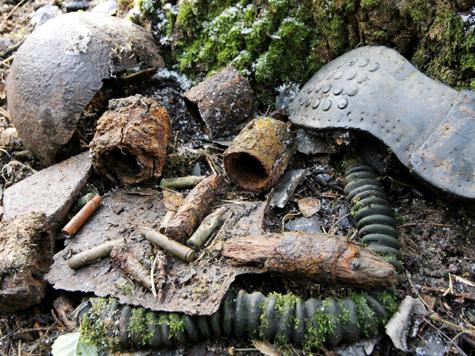 Боеприпасы ликвидируют вместе с селами