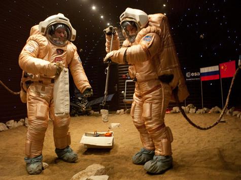 Возвращение блудных марсиан