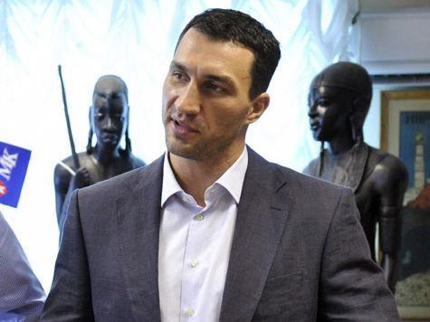 Владимир Кличко устроил потасовку с Чисорой в ночном клубе