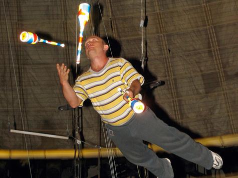 Станет ли русский цирк частным?
