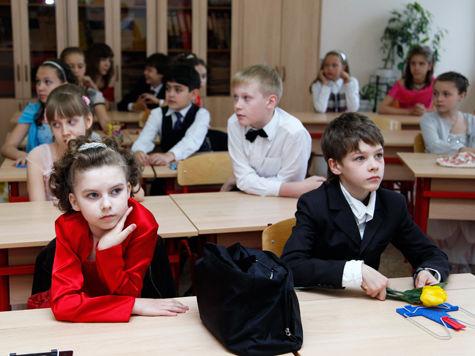 Половое воспитание школы не потянут