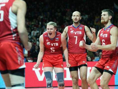 Наши волейболисты – наконец-то лучшие в Европе!