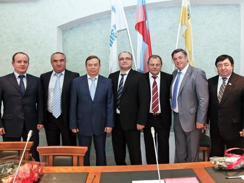 Межрегионгаз и Ставрополькрайгаз возглавил новый руководитель