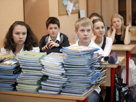 Санитарным нормам соответствуют лишь 60% российских школ