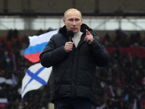 Ненаписанная статья Владимира Путина