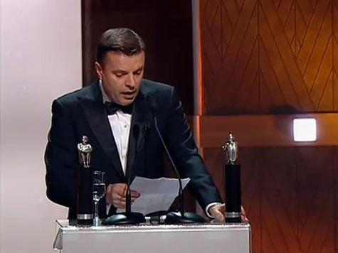 Речь Леонида Парфенова на вручении ему премии имени В. Листьева