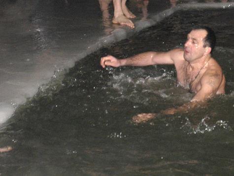 «Моржам» не дают плавать