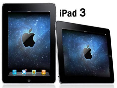 Нового iPad 3 с голографическим дисплеем может на всех и не хватить