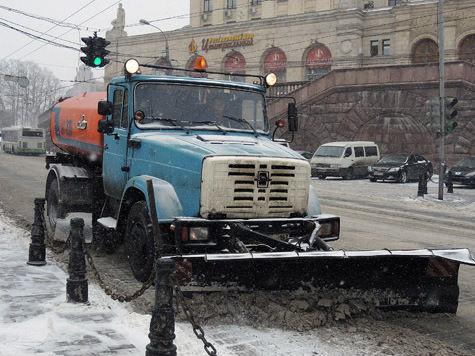 В Москве прошел сентябрьский снег: дождутся ли москвичи