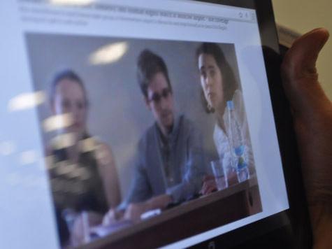 Сноуден попросил убежище в России от безысходности