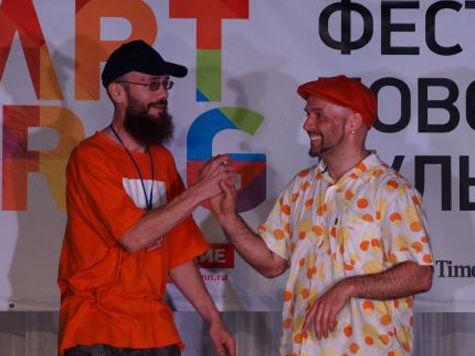 В городе Выкса прошел III Фестиваль современной культуры