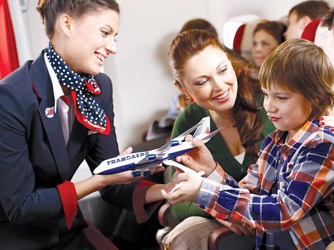Полеты с «Трансаэро» проходят без транса