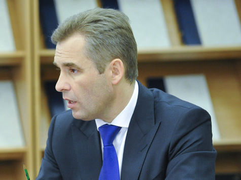 А в это время в Ханты-Мансийск прибыли представители органов власти США смотреть наши детские дома