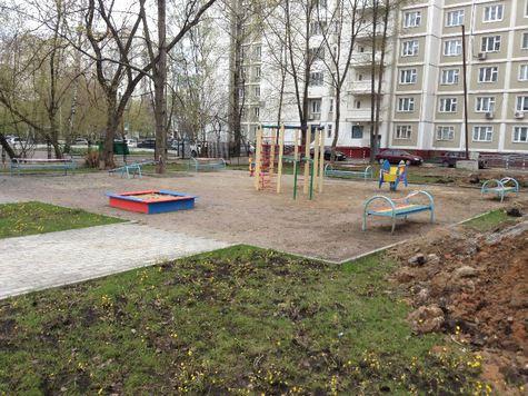 ГК «СУ-155» заставит детскими городками все свои микрорайоны