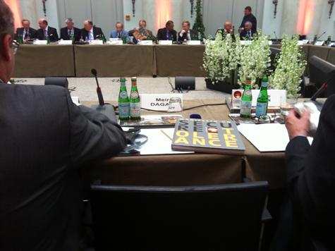 Международные эксперты обсуждают проблемы безопасности
