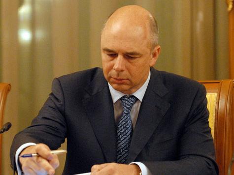 Антон Силуанов на съезде