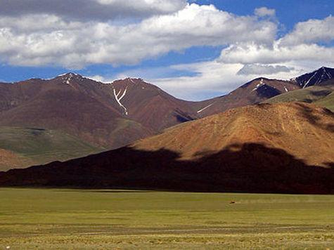 Почему Россия не Монголия?