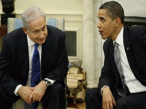 Давить на Израиль - любимая забава американского президента