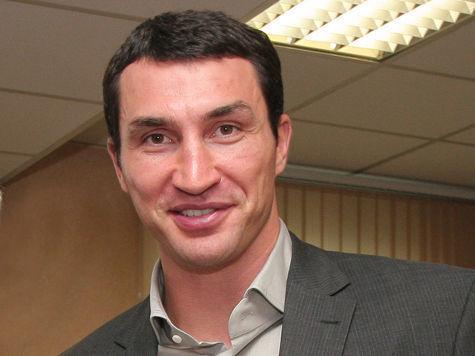 В мае Кличко встретится с итальянцем Пьянетой