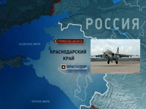 Су-25 погубила «нештатная ситуация»