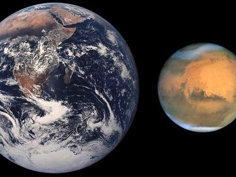 На Марс пожелали переселиться 165 тысяч землян