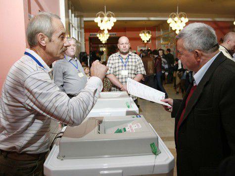 В Москве прошла репетиция выборов мэра
