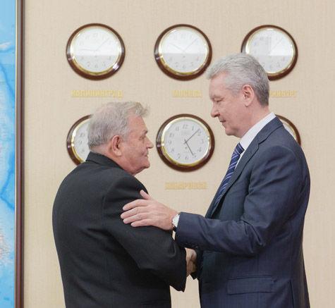 Сергей Собянин еще не принял решение об участии в предвыборных дебатах