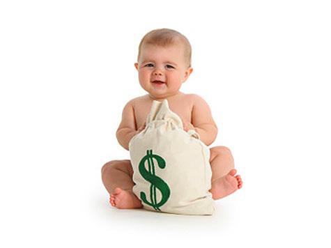 Мать торговала младенцем, чтобы погасить кредит