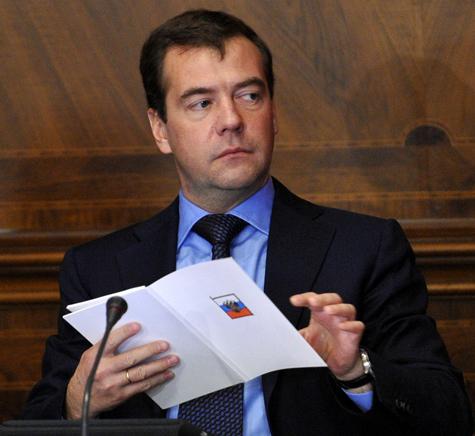 Болотная придет к Дмитрию Медведеву