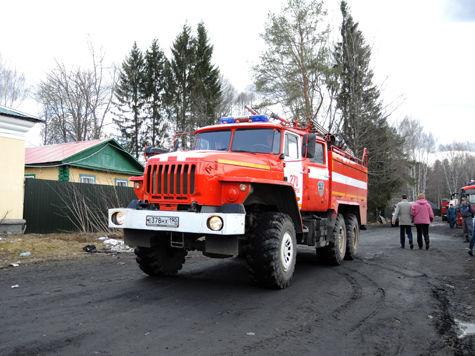 Москвичке ограничили свободу за гибель ее сына на пожаре