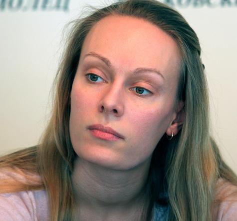Ольга Ломоносова осталась без подушки