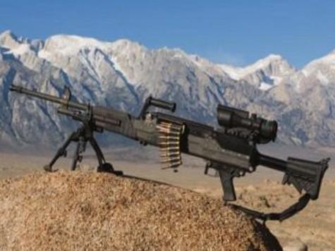 General Dynamics собрала новый легкий пулемет LWMMG. ВИДЕО