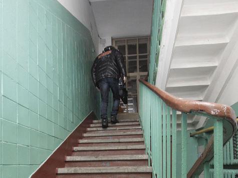 Соседи Магомеда Расулова, избившего полицейского, всем домом пытались выселить его
