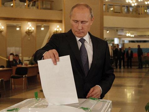 Путин столкнулся с низкой явкой на «своем» участке