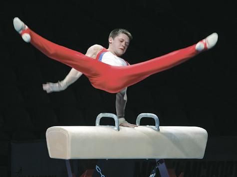 Чемпионат Европы по спортивной гимнастике среди мужчин назвал своих героев и трех членов олимпийской сборной