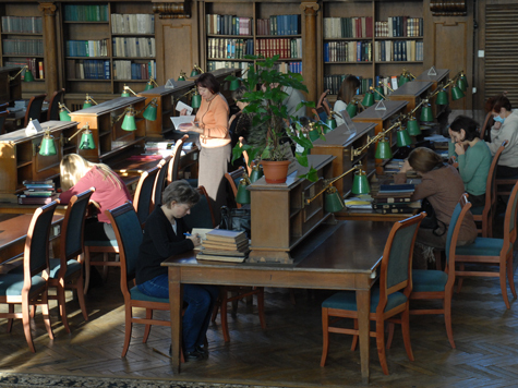 Библиотеки компенсируют нехватку детских садов